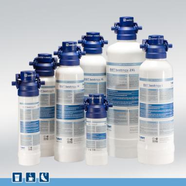 Attraktiva Vattenfilter JM-48