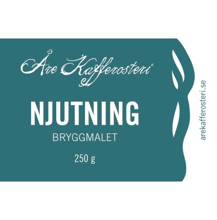 Njutning bryggmalet 250 gram