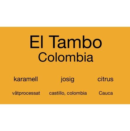 El Tambo brygg